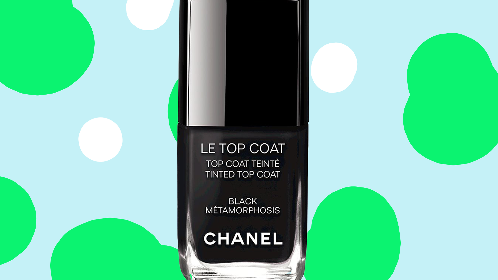 New Chanel Top Coat Review, Color Changing Polish