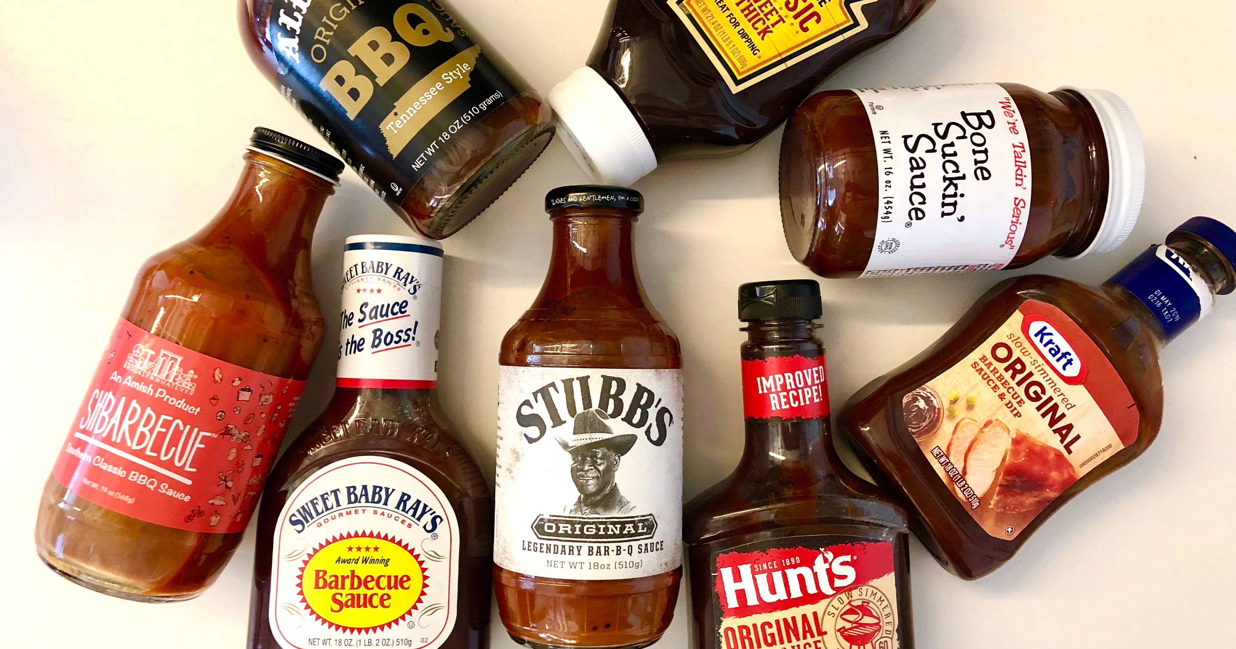 A Definitive Guide To Supermarket BBQ Sauces