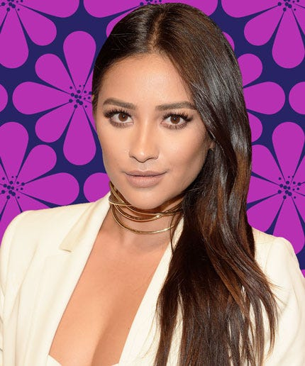 Shay Mitchell Hair Makeup Favorites - Beauty Interview