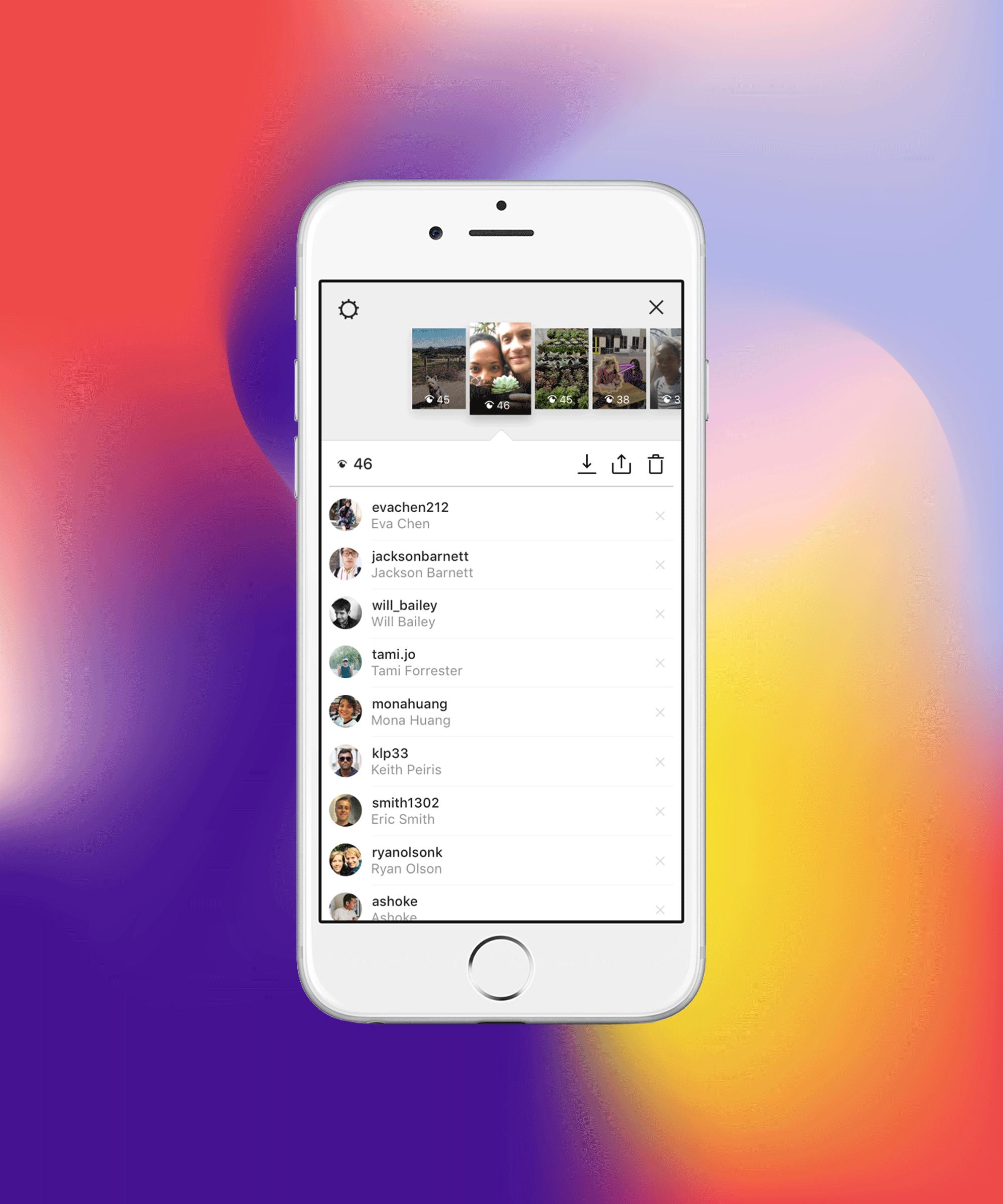 Instagram Stories Stalking - See Who Viewed