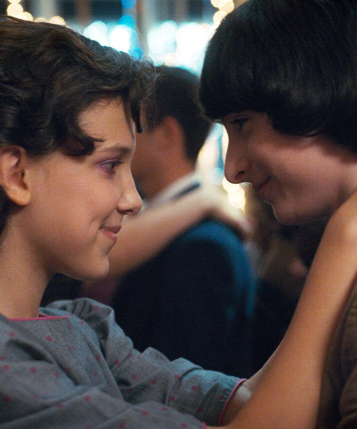 Woman and teen best kissing scenes 10