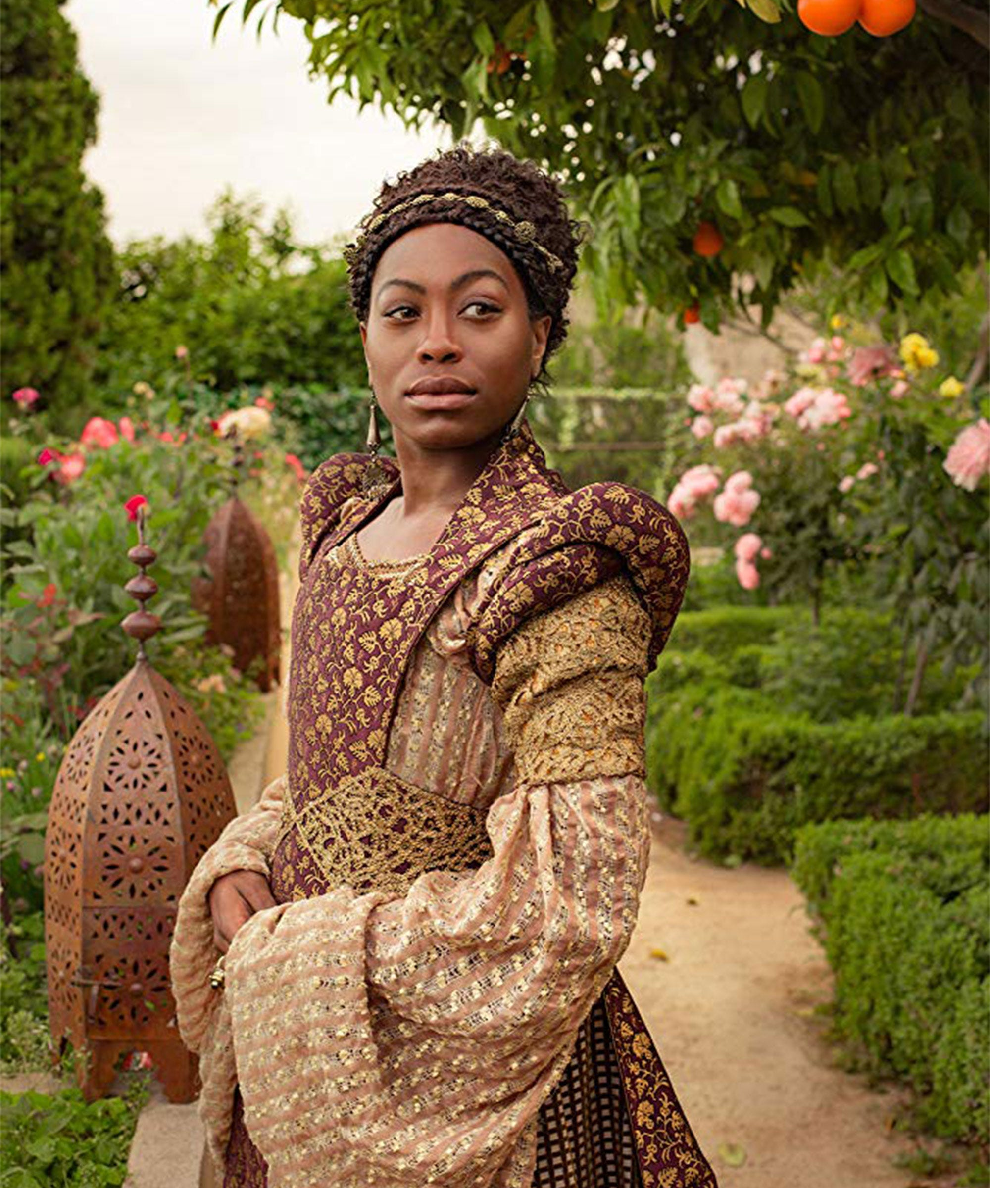 How The Spanish Princess Puts People Of Color Back In English History