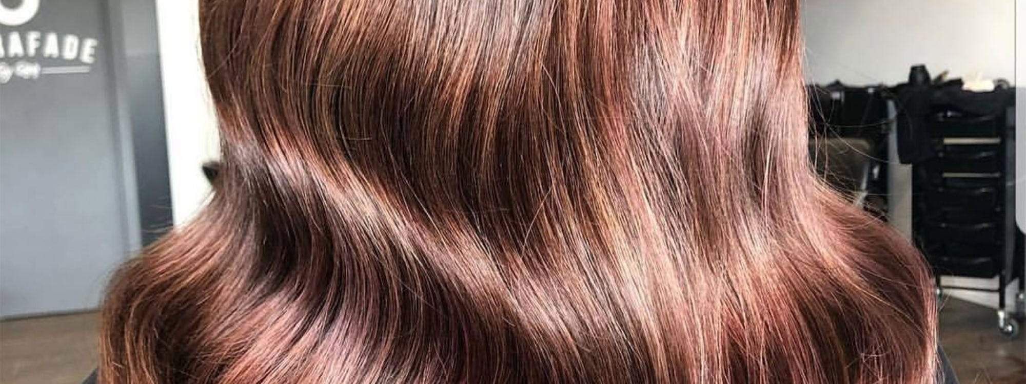 Rose brown spring hair colour for brunettes publicscrutiny Choice Image