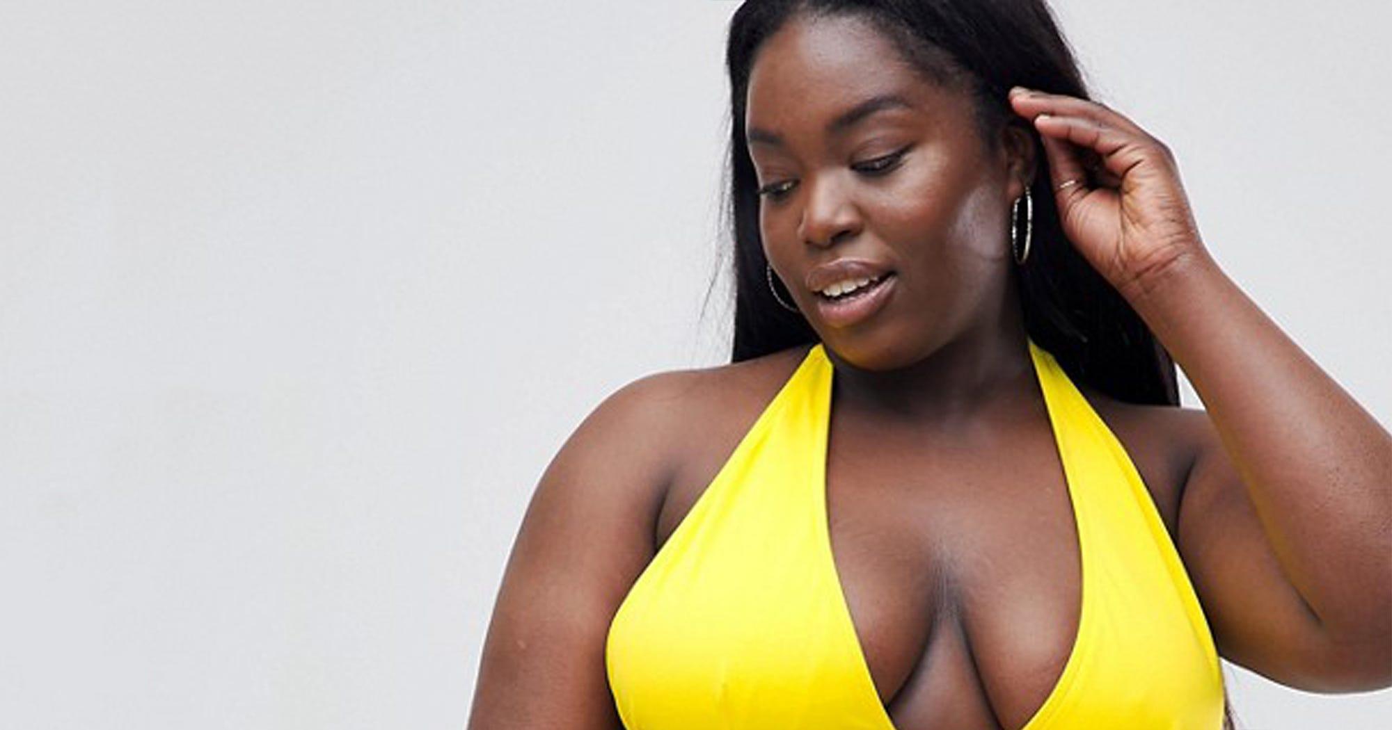 ead75b42bb433 Meet Viral Plus Size ASOS Model Vivian Eyo Ephraim