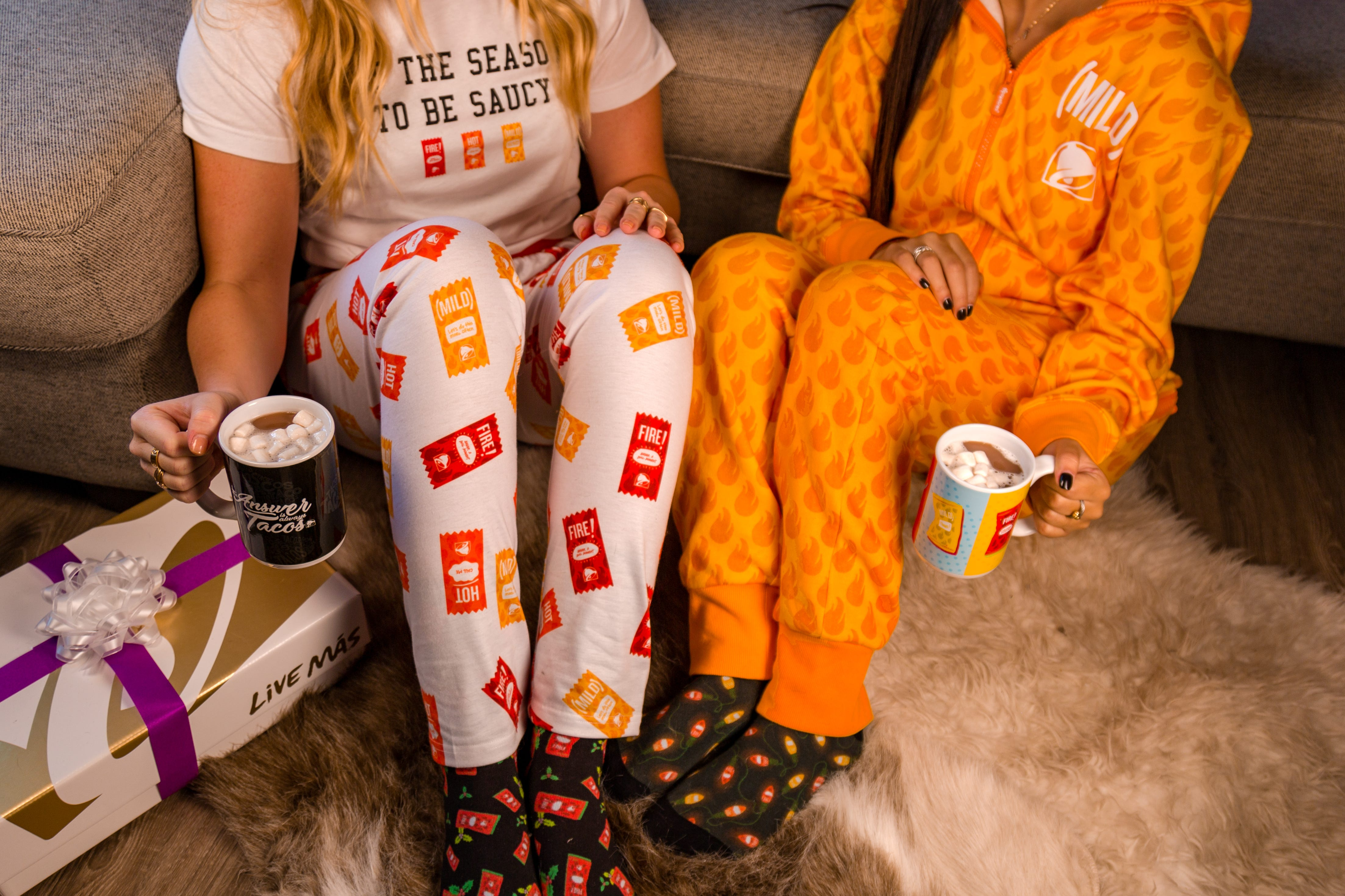 e31fc6df56 Taco Bell Holiday Gift Guide 2018 From Socks To Onesies