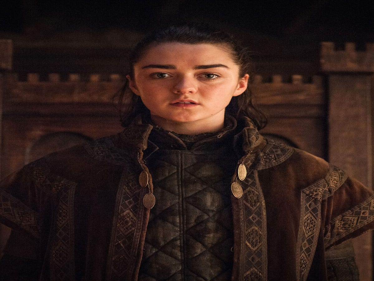 This Is Not A Drill: Arya Stark Is Going Back To Winterfell
