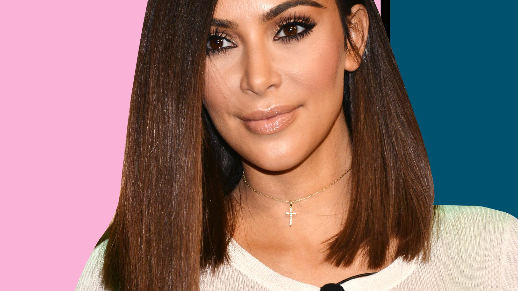 Kim Kardashian Hair Same Wigs Shay Mitchell Photos