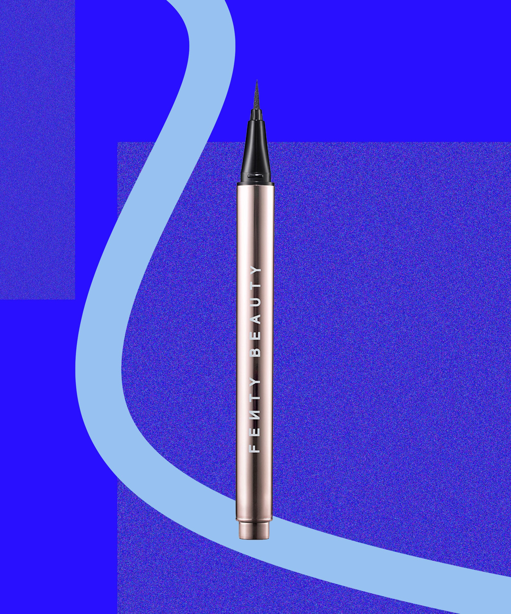The Only Liquid Liner That Actually Stays Put On My Greasy Lids
