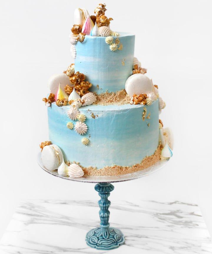 Cake Making Decorating Videos Instagram
