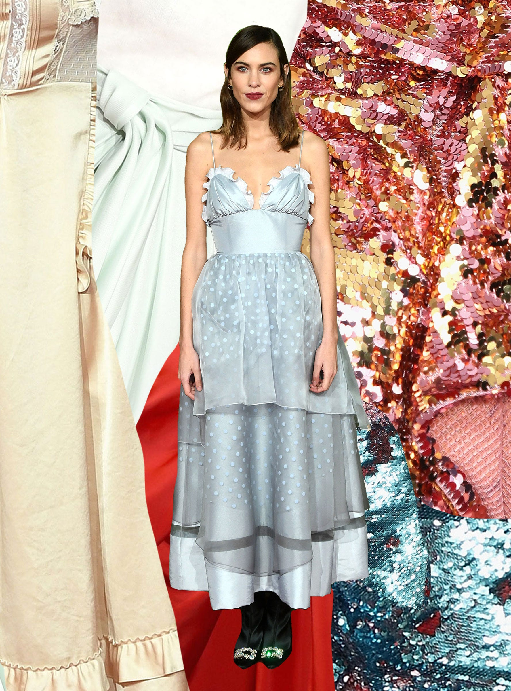How To Wear Sequins - Sparkly Dresses, Tops, Shoes