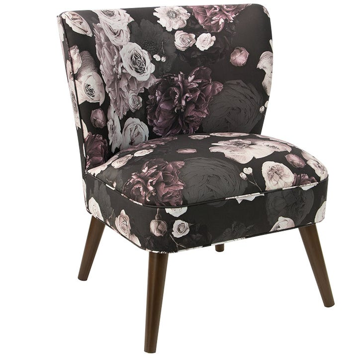 edgy furniture. The Digitally Printed Floral Motif Creates An Edgy Effect On This Otherwise Cutesy Accent Chair. Furniture M