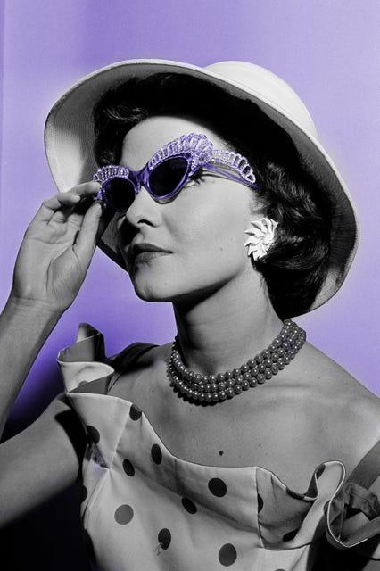 932ccaa2c0 History of Sunglasses - Fun Facts About Eyewear