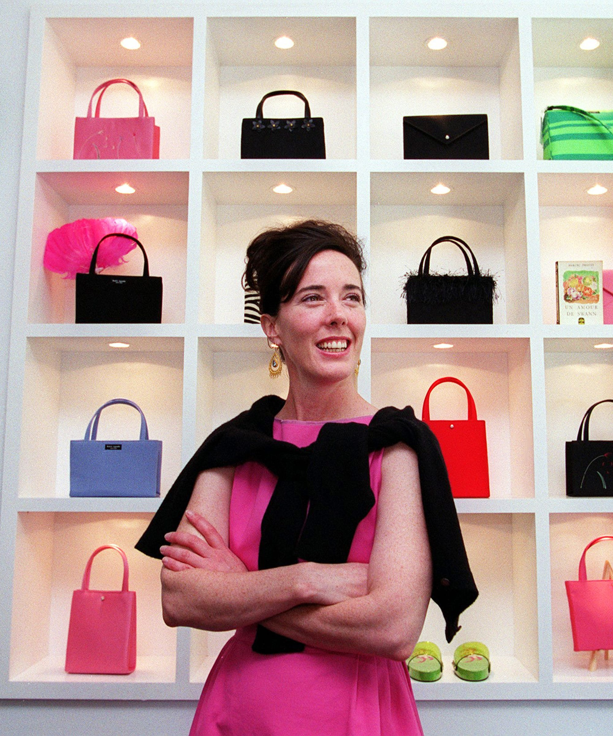 Kate Spade Was Every Womans Entry to Adulthood Kate Spade Was Every Womans Entry to Adulthood new photo