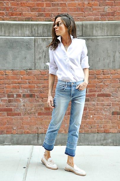 Perfect White Button Down Shirt