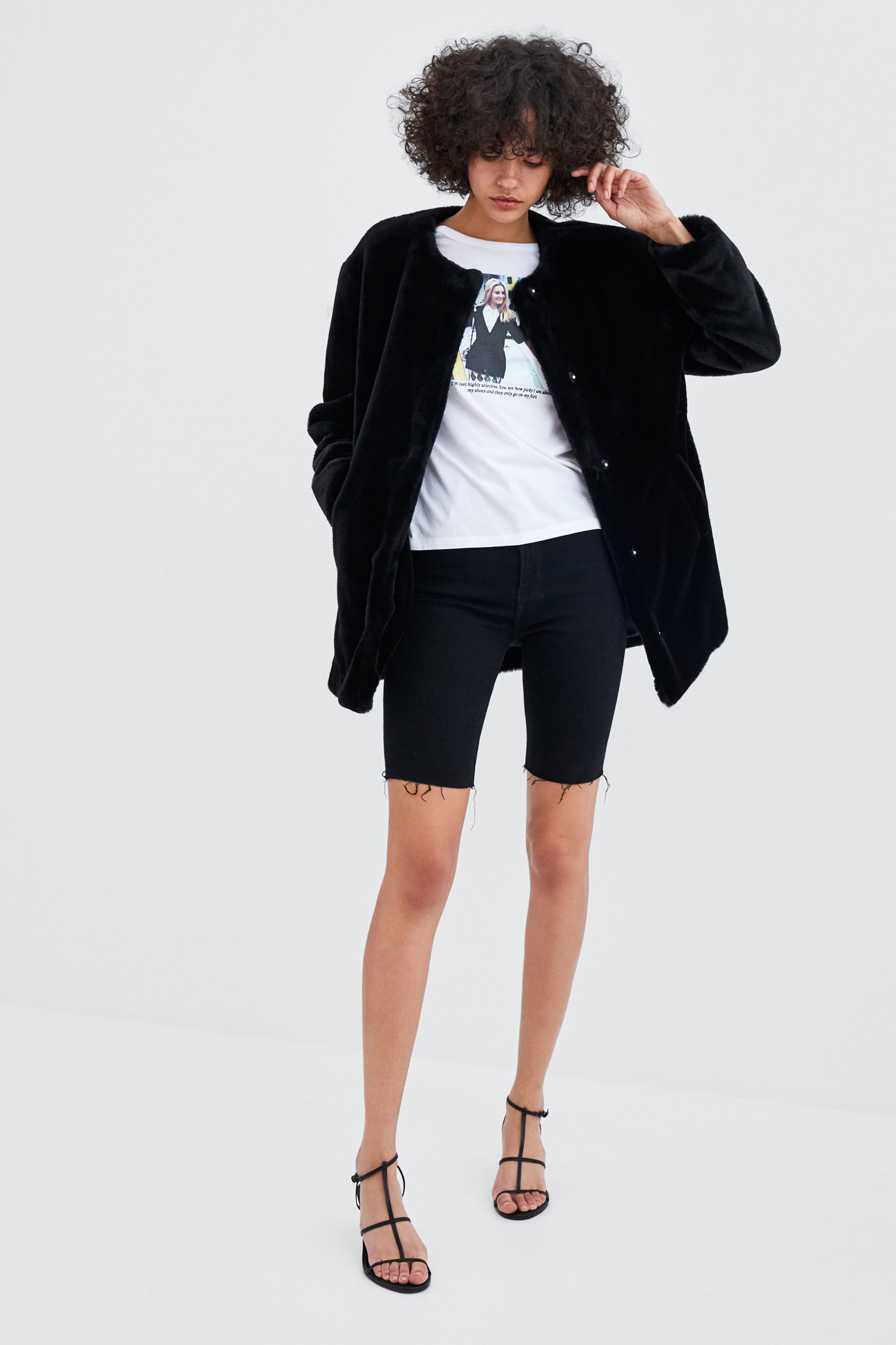 0fdb3ea0 Best Zara Winter Coats 2018: Womens Fur, Puffers & More