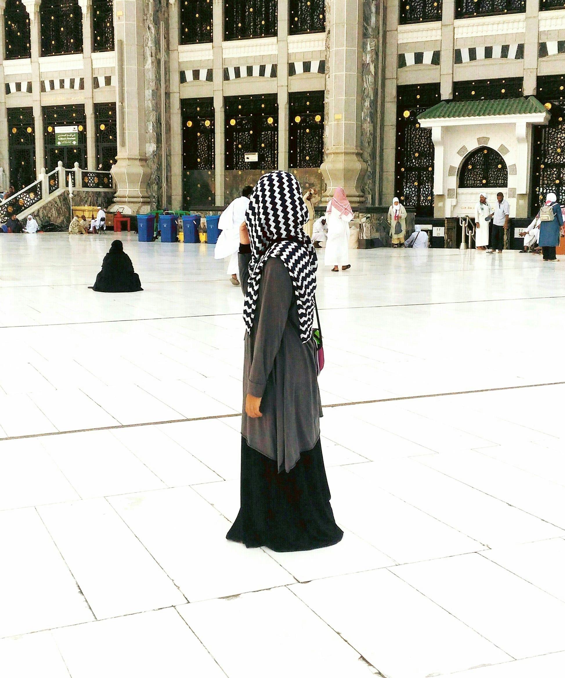 I am hookup a muslim girl