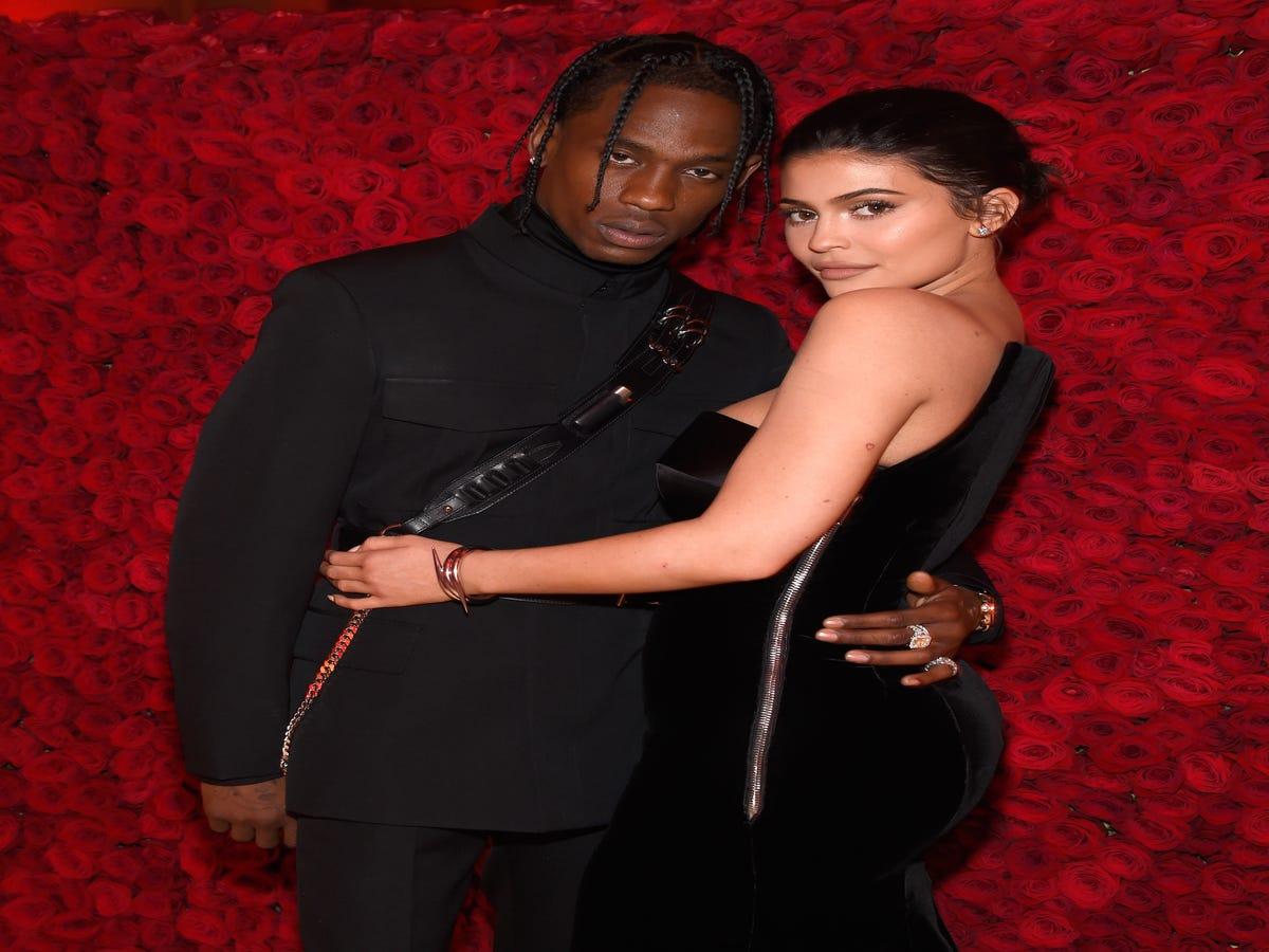 Hold Up — Did Kylie Jenner & Travis Scott Get Matching Tattoos?