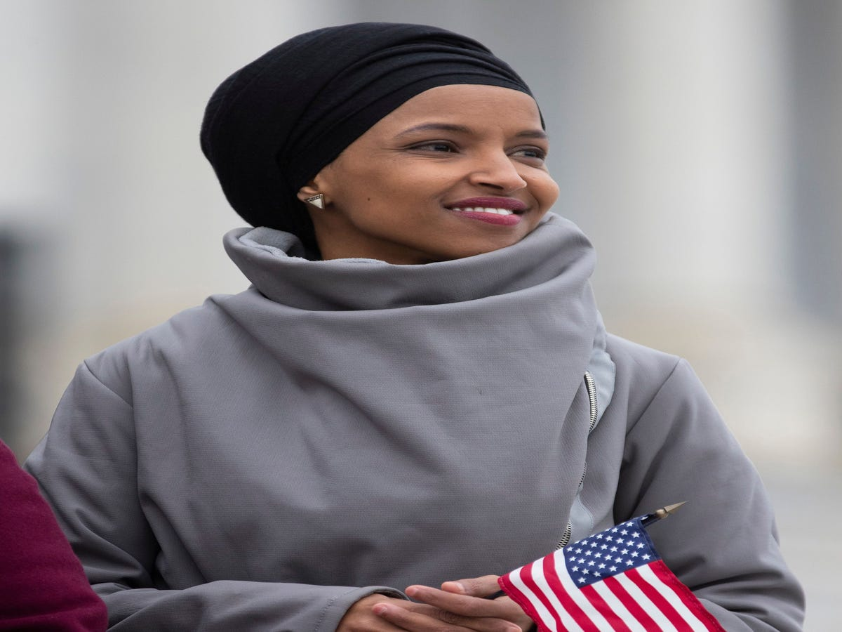 Rep. Ilhan Omar s Daughter Is Leading The Youth Fight Against Climate Change