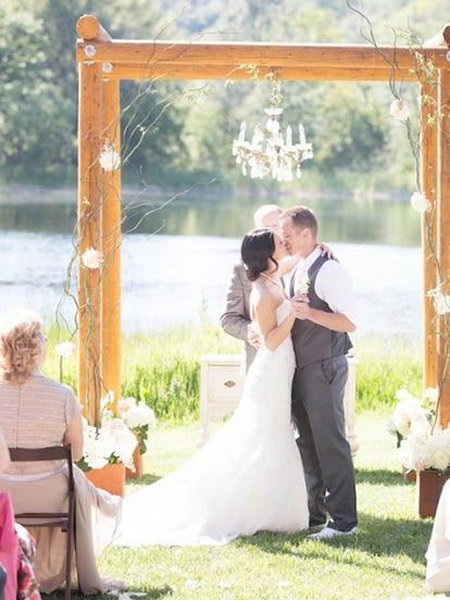 Wedding Decor - Ceremony Backdrop Ideas