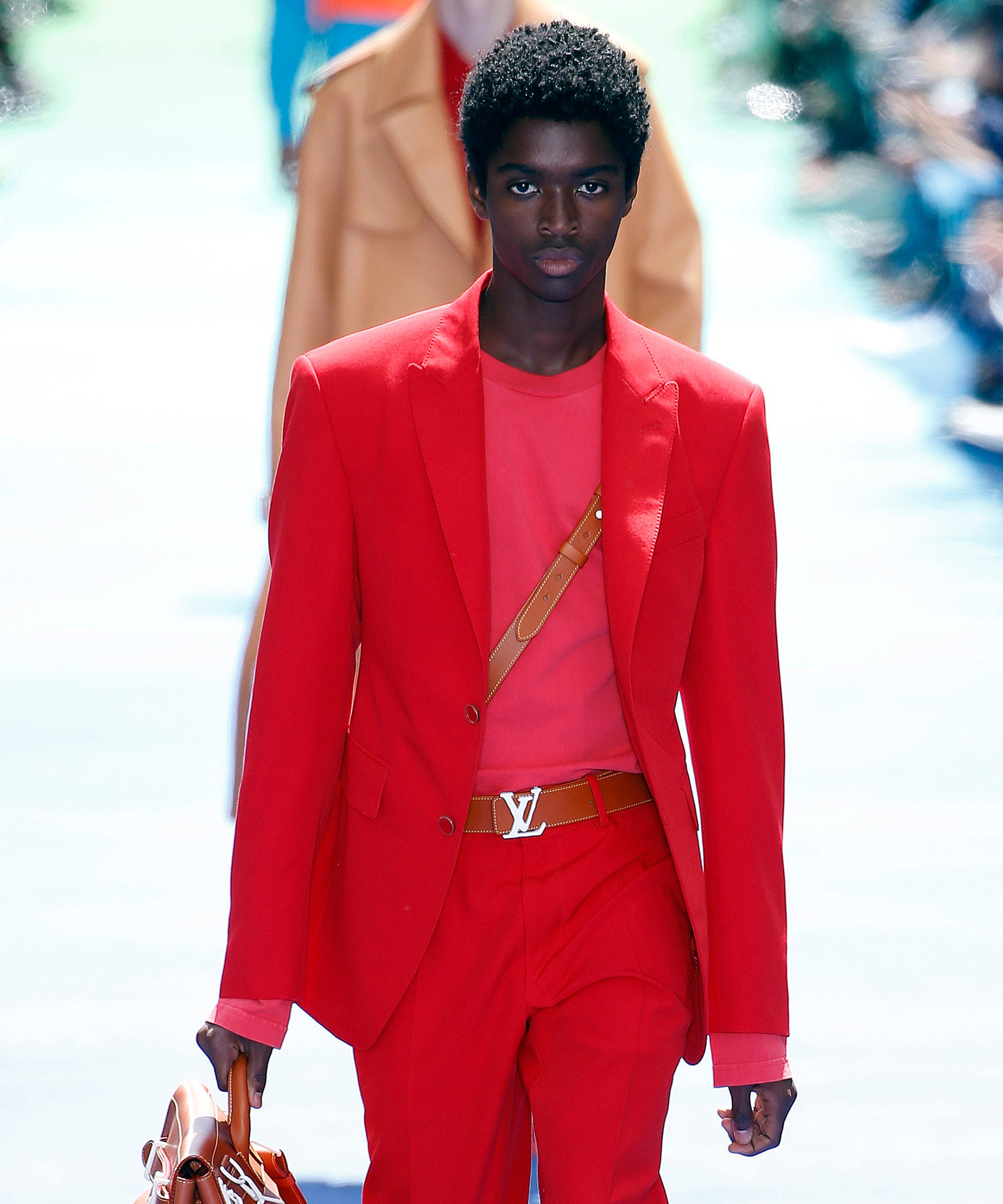 e79d2a439455 Virgil Abloh Louis Vuitton Spring 2019 Collection