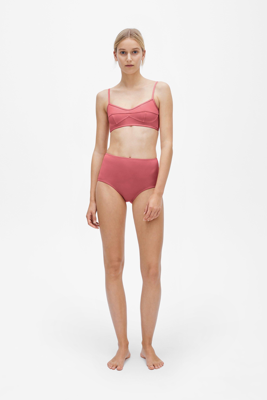 7e06b34268a Best High Waist Bathing Suits – Flattering Summer Trend