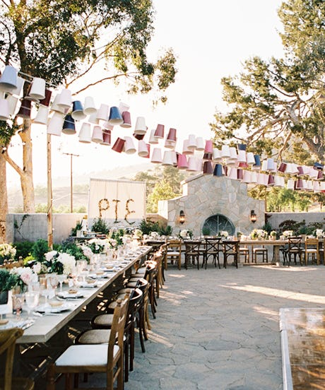 9 Crazy L A Wedding Spots