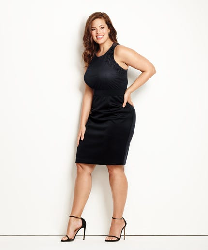 Ashley Graham Interview New Dressbarn Clothing Line