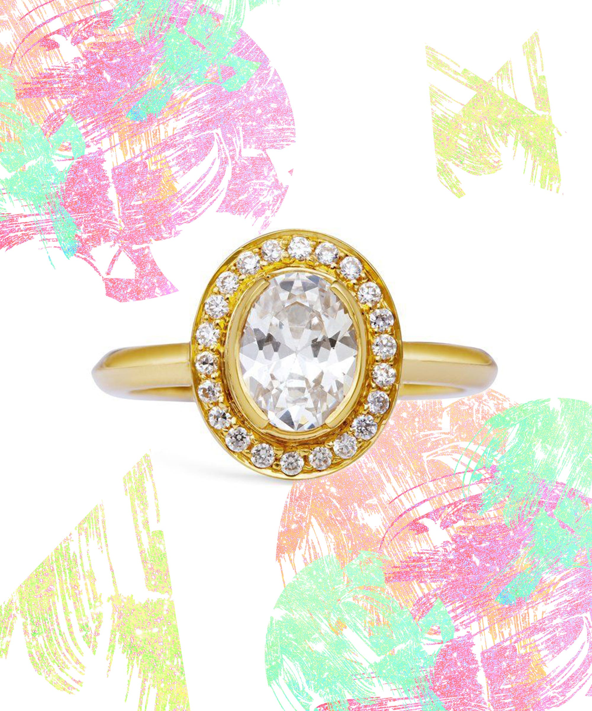 "34 Engagement Rings That Will Earn You A ""Yes"""