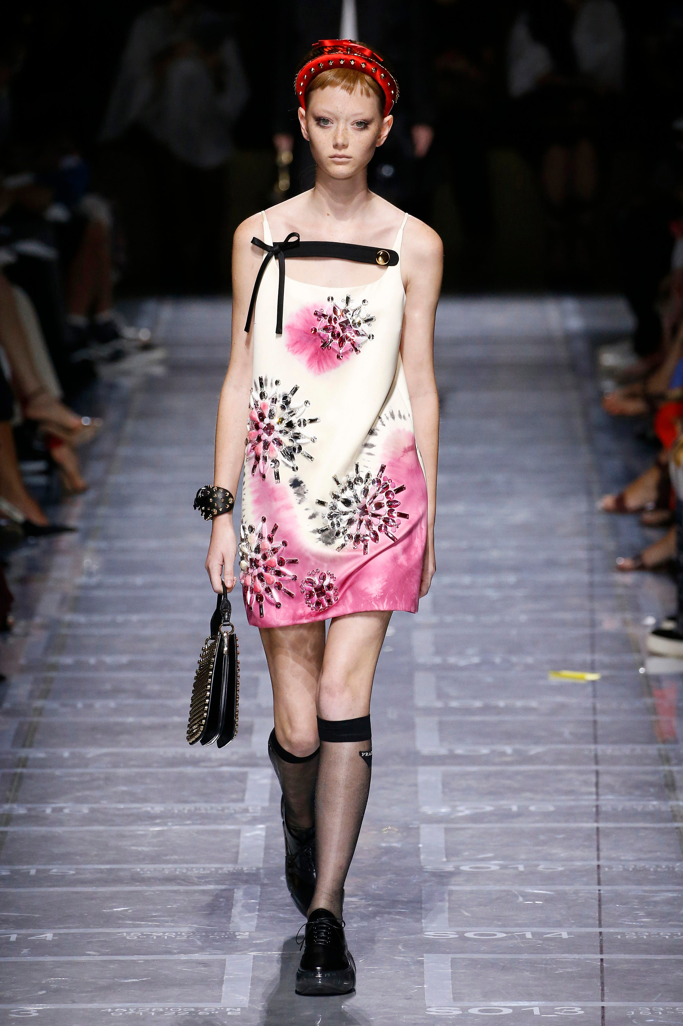 Prada Spring Summer Fashion Week Architect 2019 Show