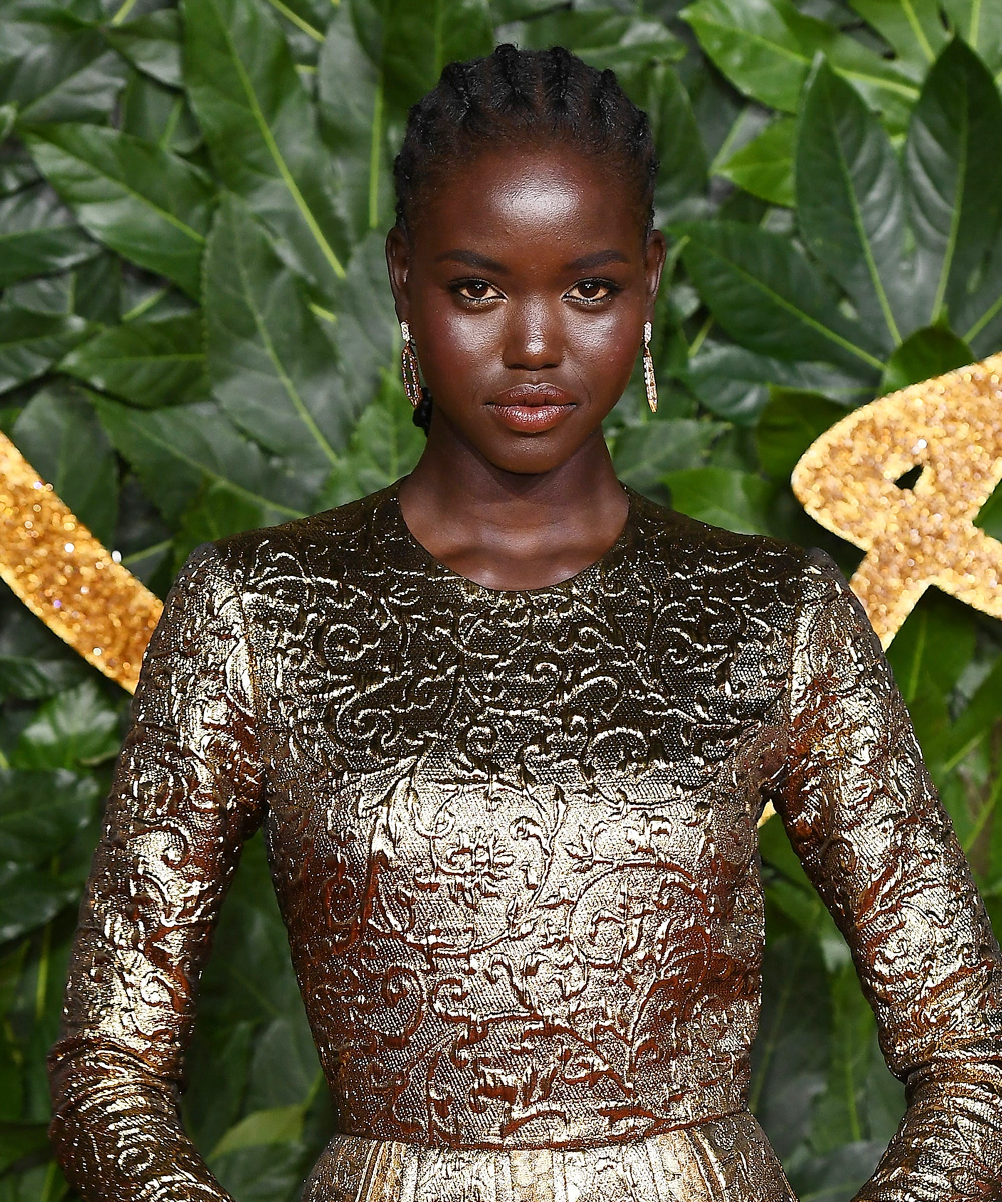 Adut Akech Wins Model Of The Year