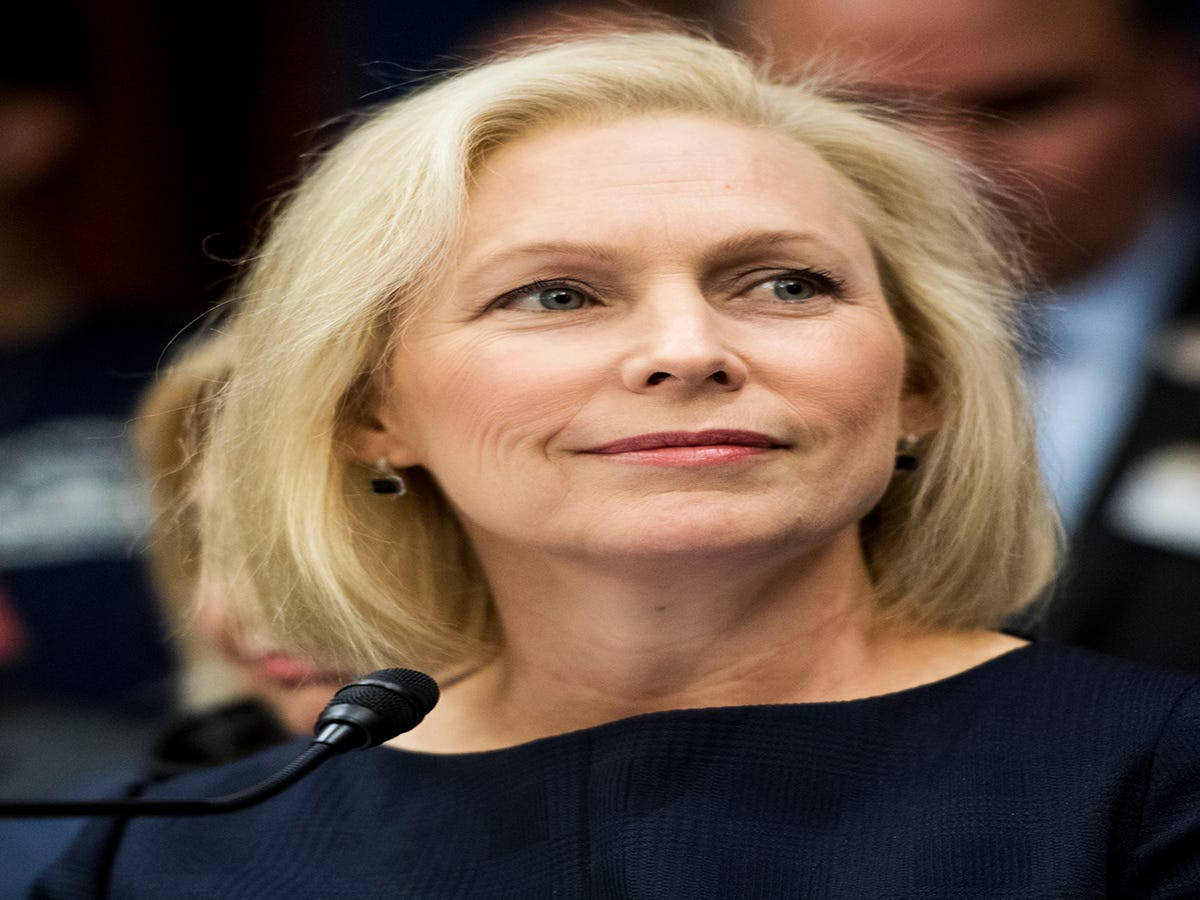 Kirsten Gillibrand Says She ll Only Nominate Pro-Choice Judges