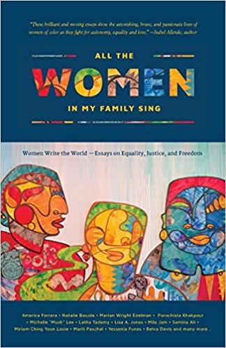 Female Empowerment Books For Womens Rights Activists All The Women In My Family Sing  Biostatistics Help also Essay About Science And Technology  Essay Writing On Newspaper