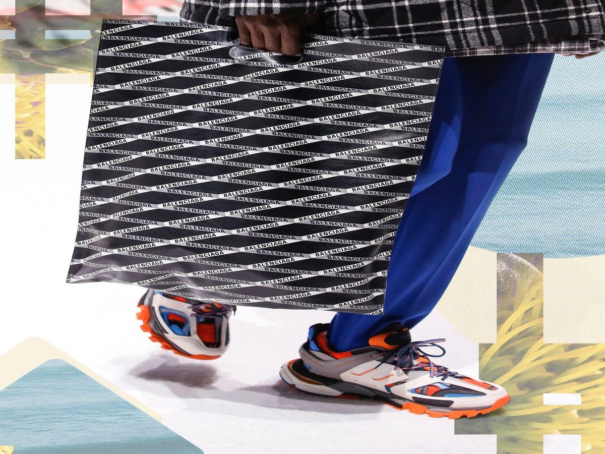 Move Over Triple S, Balenciaga s New  It  Sneaker Is Here