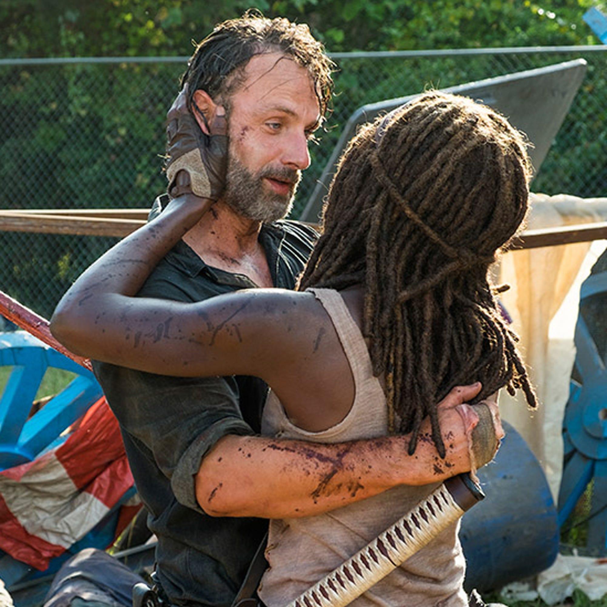Walking Dead Season 7 Recap Episode 13 End Twist
