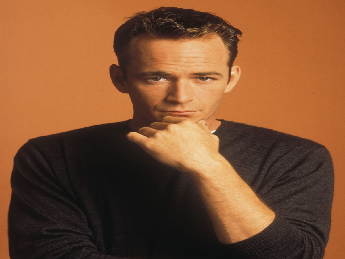 Riverdale Star & Beverly Hills, 90210 Alum Luke Perry Has Died