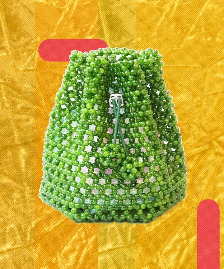 If You Re An Avid Follower Of Instagram Thrift S Ll Have Noticed Uptick In Little Beaded Bags Being Sold At Neck Breaking Sds