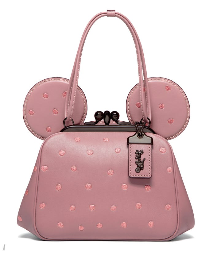 New Coach Disney Collection, Minnie Mouse Inspired