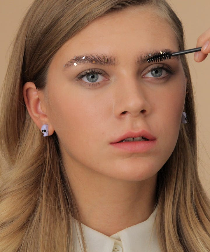 Sparkle Makeup Trend How To Apply Sparkly Makeup