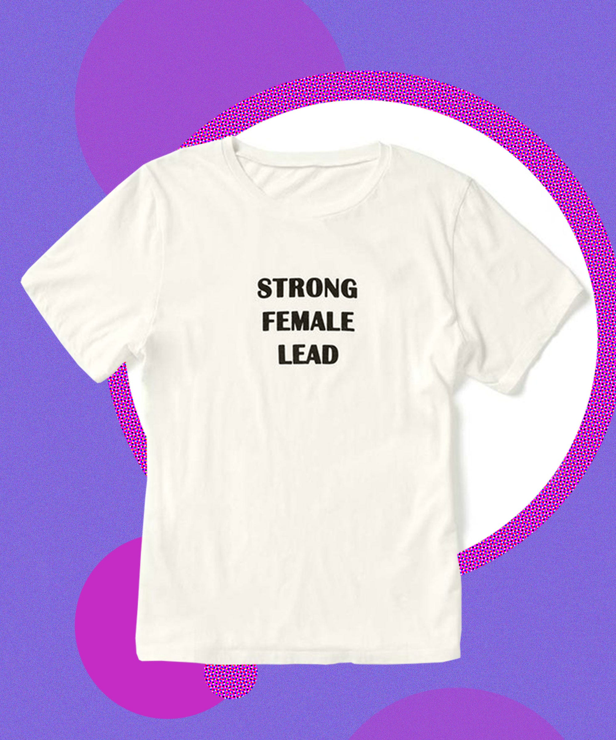 Mark International Women's Day With One Of These Feminist Tees