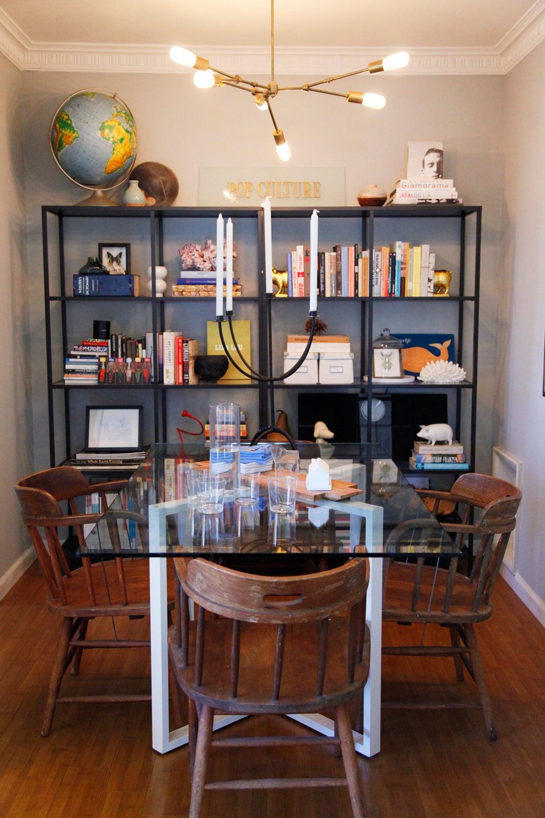 Small Space Decor Ideas Ways To Add Lighting A Closet Without Wiring Apartment Therapy