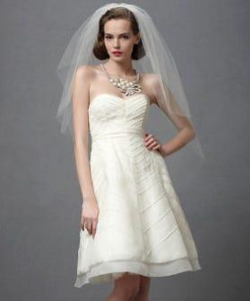Alternative Wedding Dresses - Interesting Bridal Gowns - Short Dresses