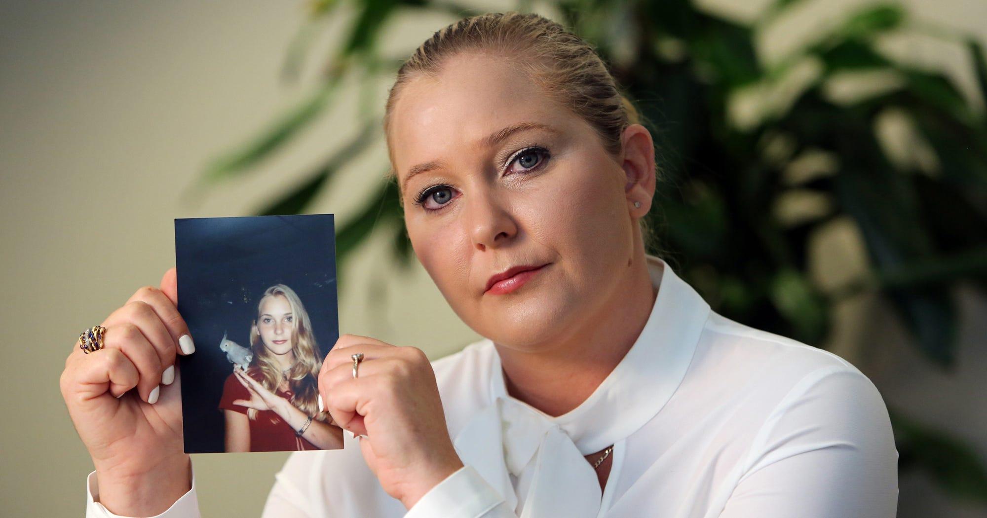 Survivors Of Jeffrey Epstein's Abuse Speak Out