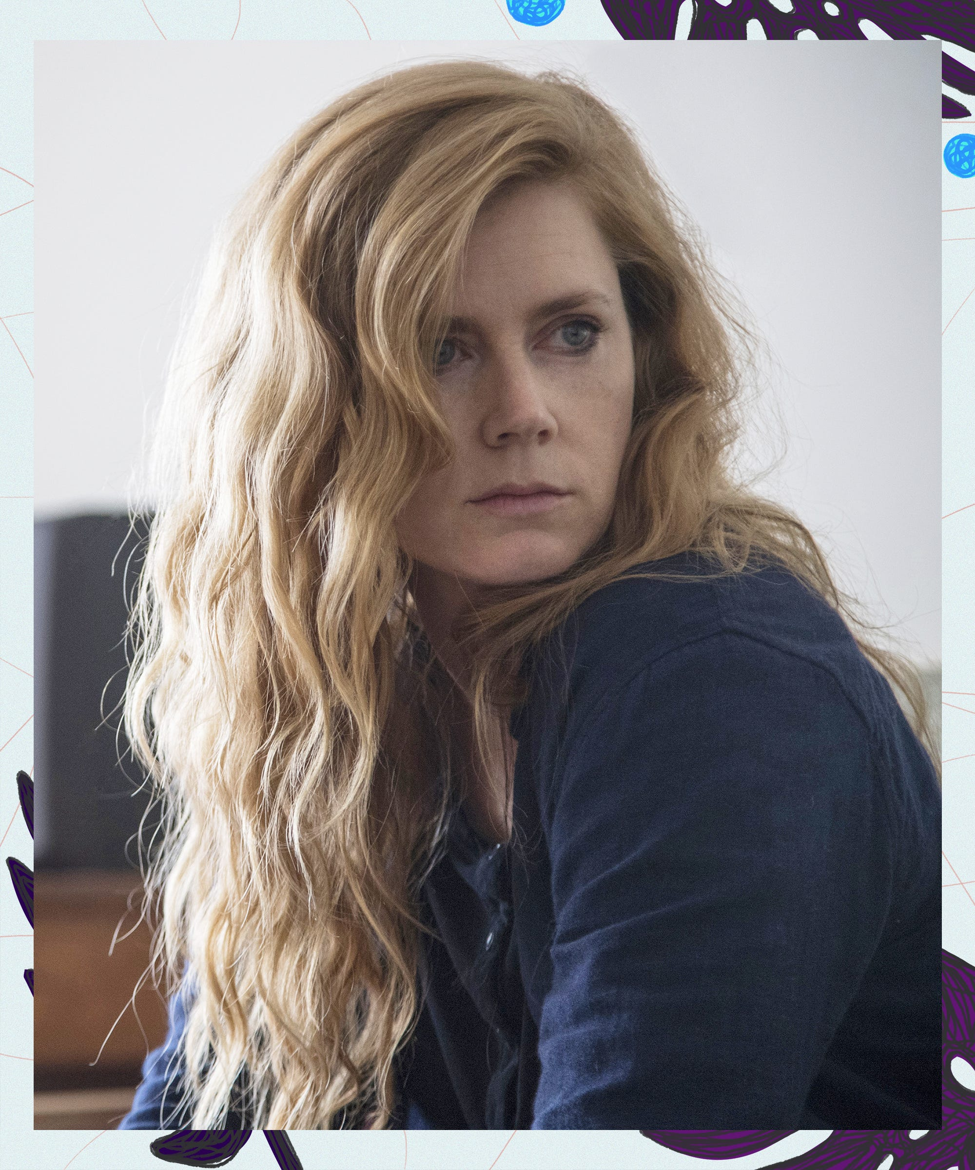 The Secret To Amy Adams Makeup Hair In Sharp Objects