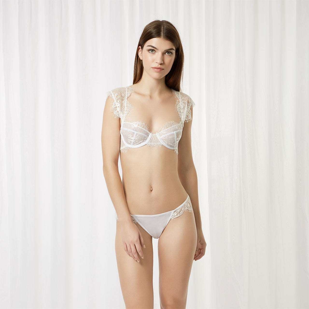 7d30fdc00 Elegant Bridal Lingerie Sexy Wedding Underwear