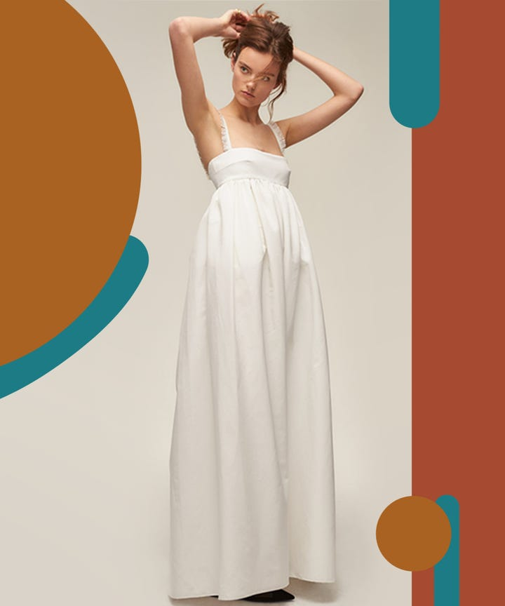 Non Traditional Alternative Wedding Dresses For Brides
