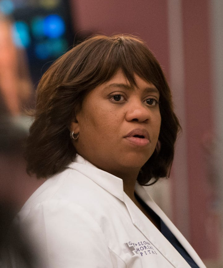 Next Greys Anatomy Episode Shows Bailey In Hospital