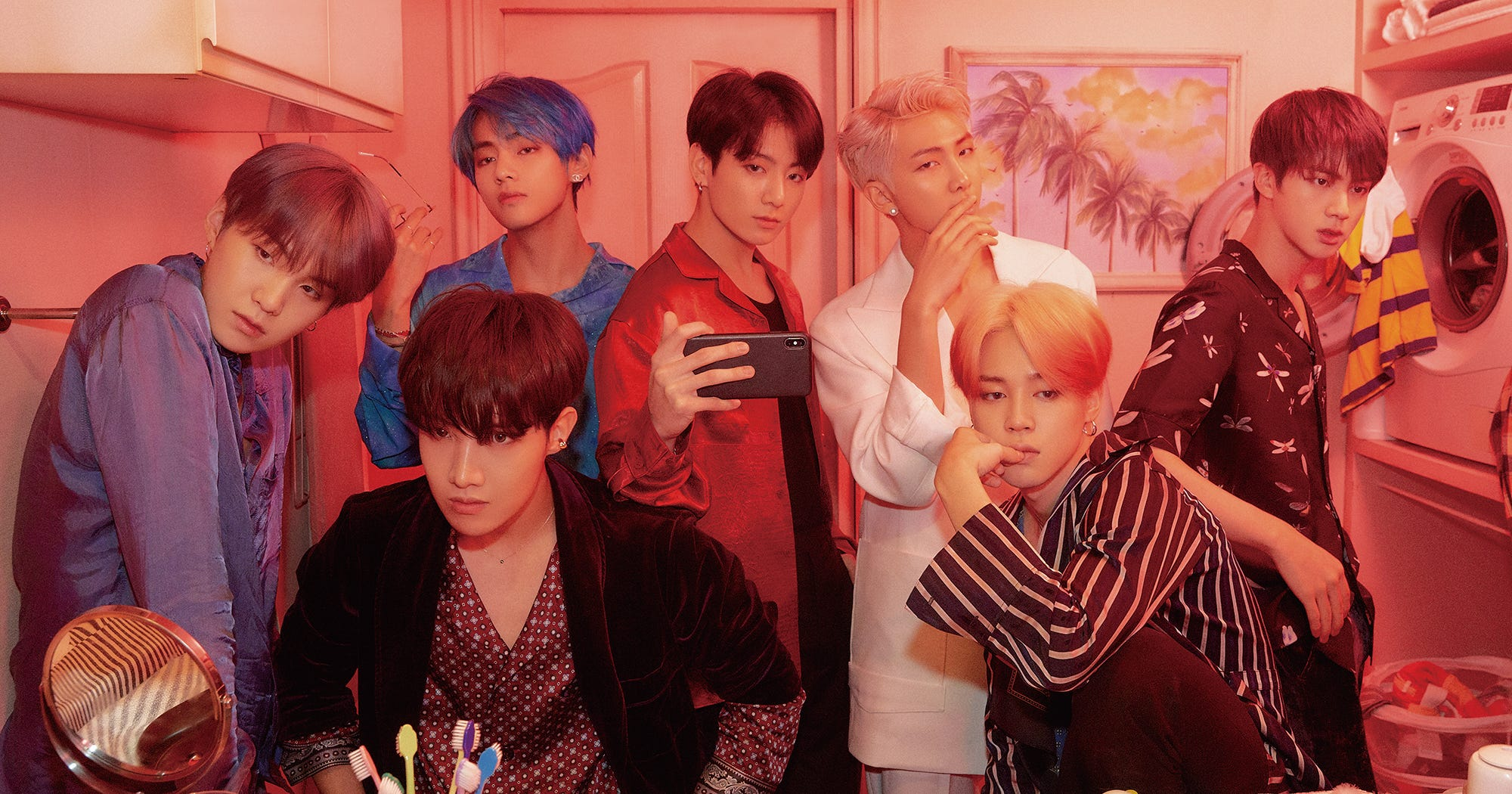 BTS Map of the Soul: Persona Album Review