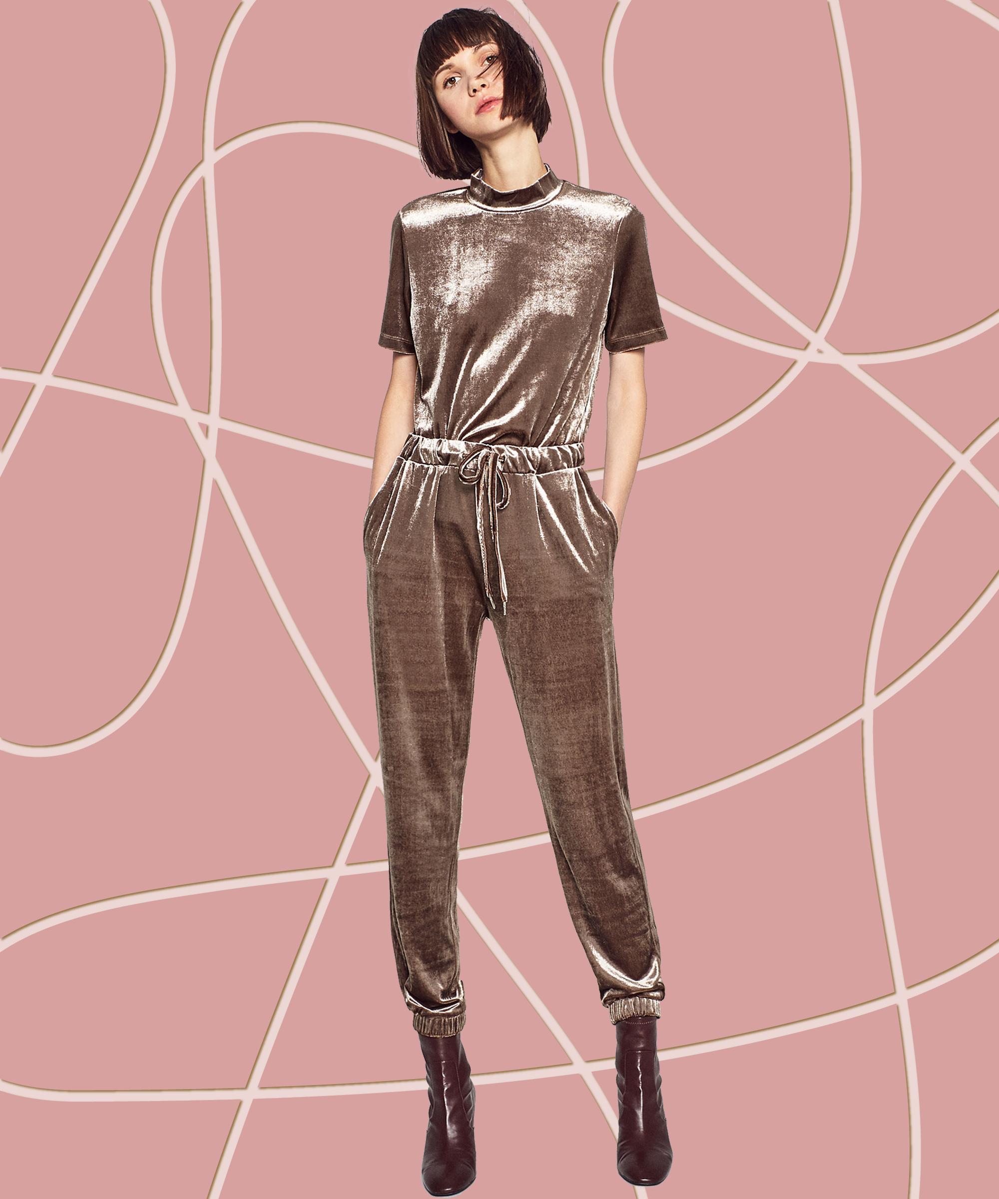 Cool Velvet Clothes For Fall Velvet Pants Jackets Shoes