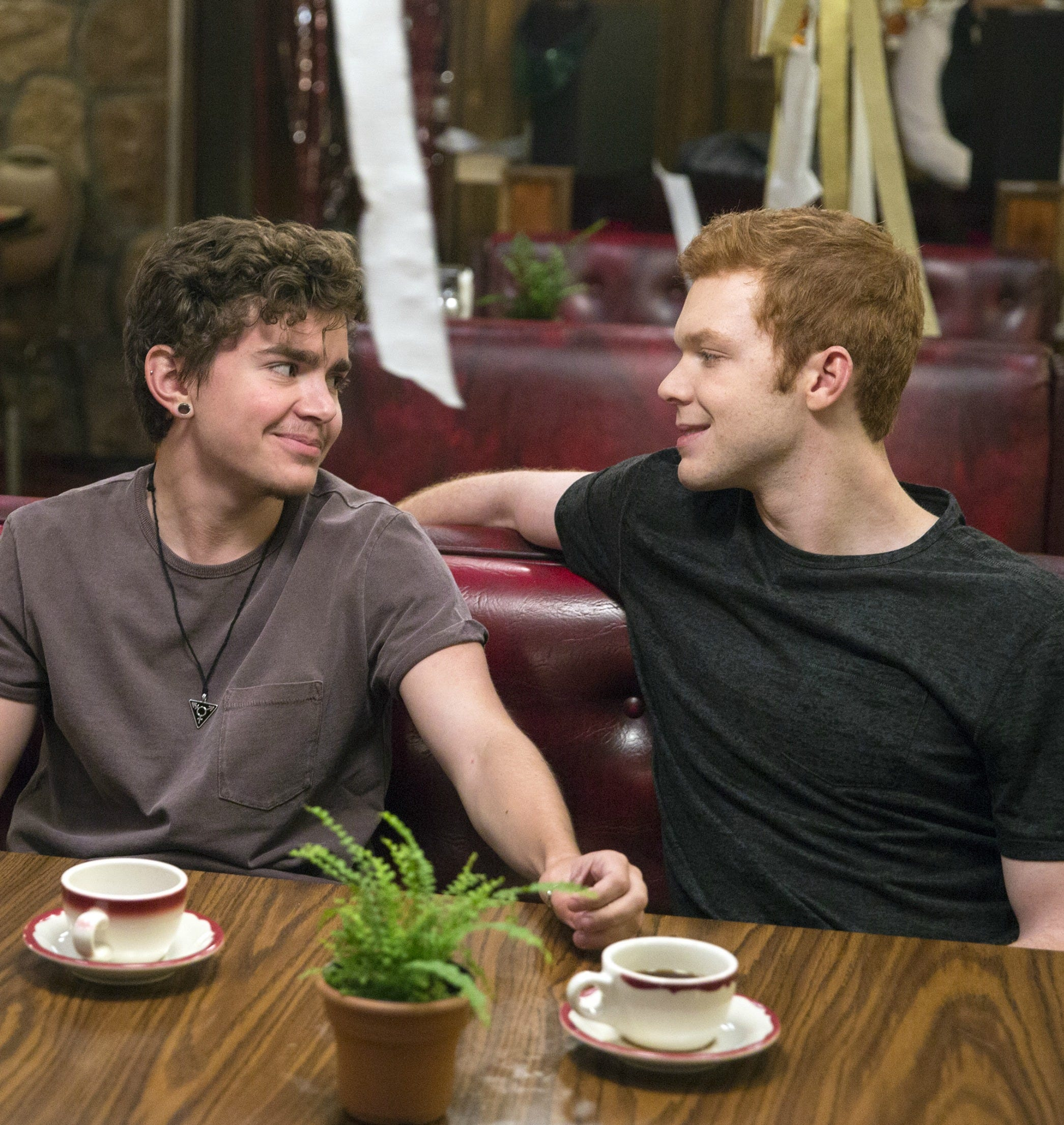 Polyamory married and dating showtime cast of shameless