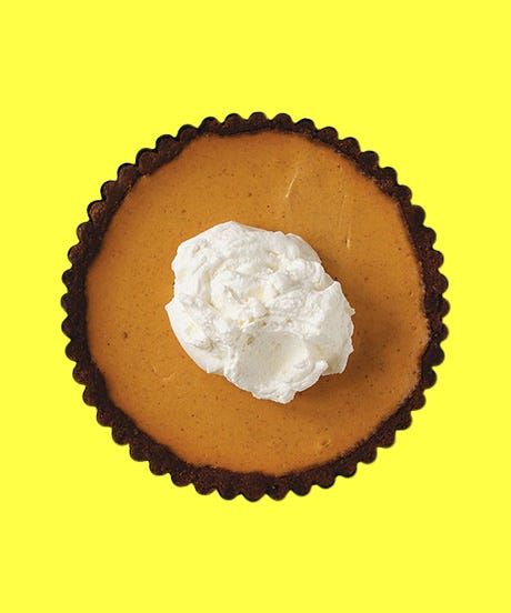 Go Beyond Pumpkin Pie With This Thanksgiving Dessert